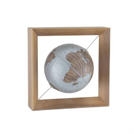 Cube Mappamondo design da scrivania