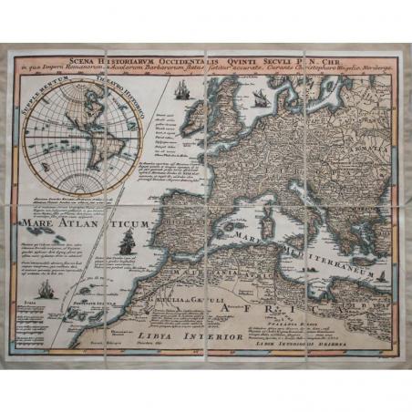 Europe by Weigelio
