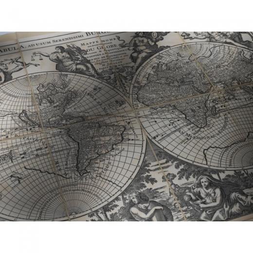 Planisphere Jaillot