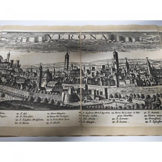 Veduta di Verona