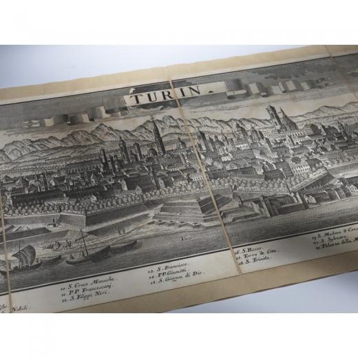 Ansicht von Turin